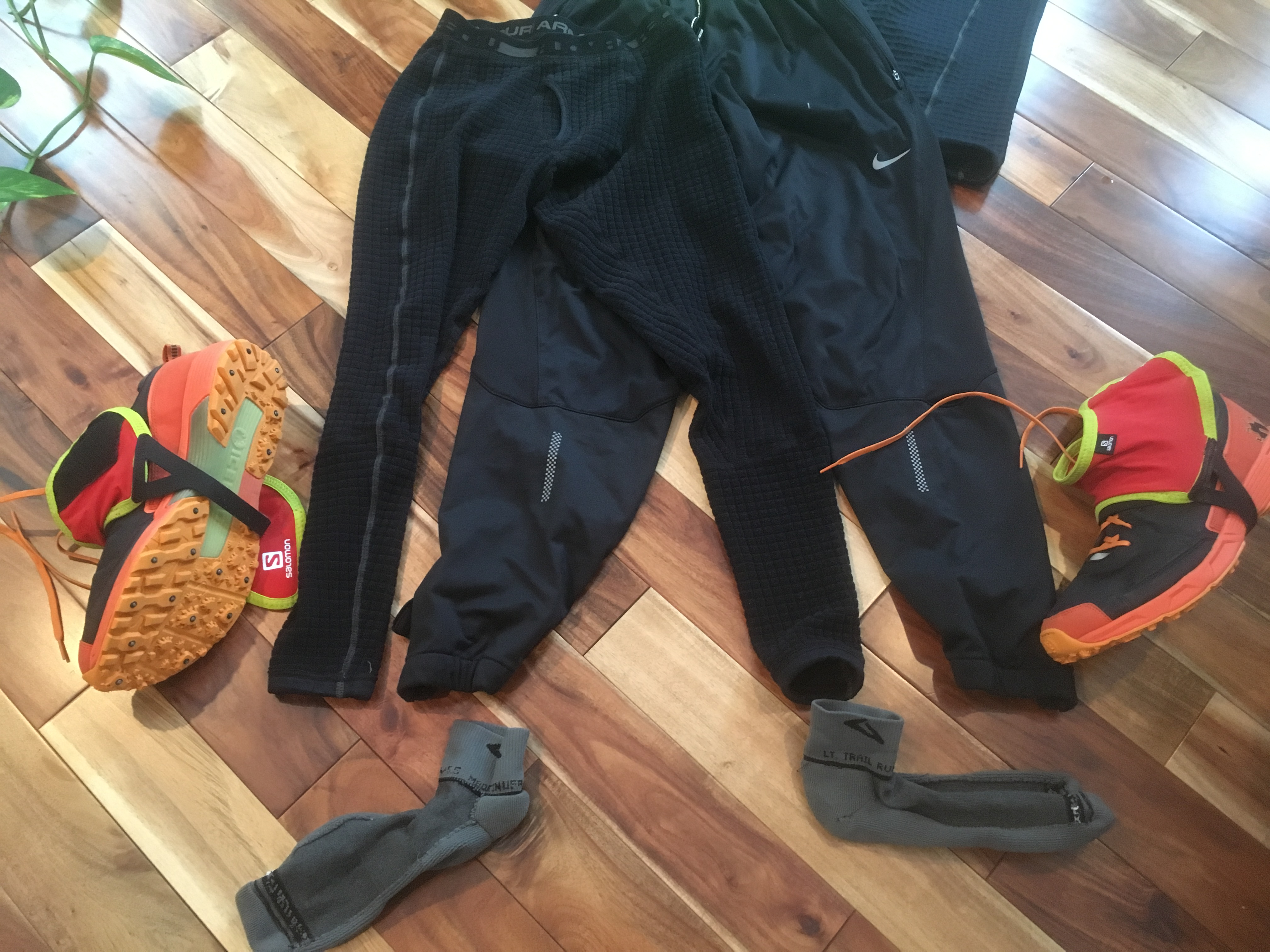 what to wear for 10 mile run